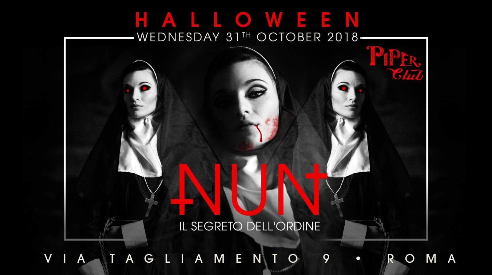 Festa Di Halloween A Roma.Halloween Piper Club 2018
